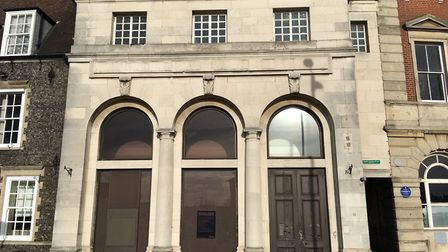 The Royal Bank of Scotland used to operate in this building. Credit: Archant