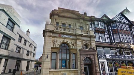 Natwest in Hall Quay, Great Yarmouth, circa 2009.
