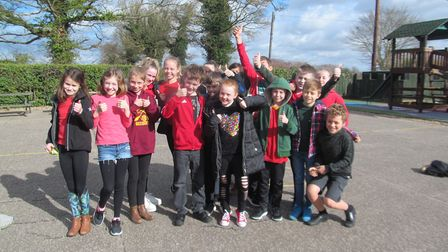 Children at Fairhaven Primary School are supporting their partner school in Malawi by donating money