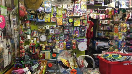 The fancy dress shop has been selling its outfits, propos and accessories for more than 50 years. Pi