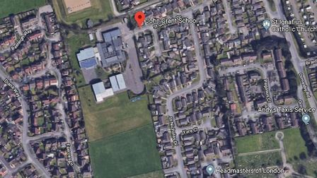 Norfolk County Council wants to build 19 homes on the lower section of the John Grant School's playi