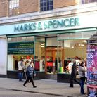 The M&S store in King Street Great Yarmouth was a big draw for shoppers Picture: James Bass