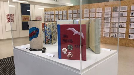 Original Projects, a Great Yarmouth-based arts organisation, is staging a trio of exhibitions as par