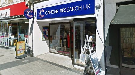 A Cancer Research charity superstore is set to open in Great Yarmouth this summer. Picture: Google M