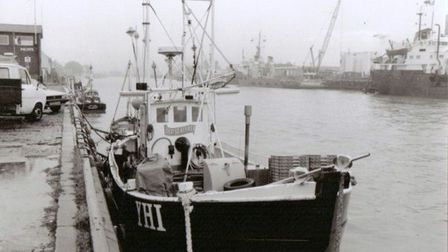 Another YH1, the Our Seafarer, also once owned by Peter Richards