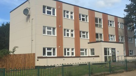 Six flats on the Middlegate Estate will trial the TCosy system which aims to make households more en