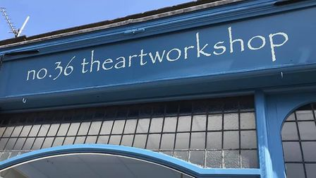 No. 36 theartworkshop on Bells Road in Gorleston will officially open on June 8. Picture: No. 36 the