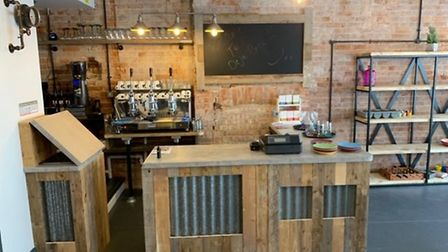 Deja Brew, a new cafe in Lowestoft Road, Gorleston, has a whole host of plans including theme nights