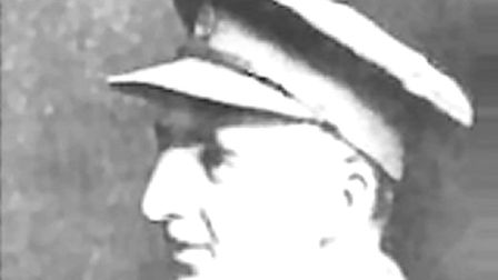Dr Anderson in his 1914-18 military years.