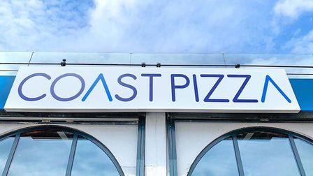 Coast Pizza is opening on Gorleston's lower prom on May 31 Picture: Coast Pizza