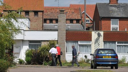 Norfolk County Council has cancelled its contract with the Lodge in Acle New Road. Photo: Andy Darne