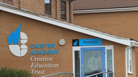 Caister Academy teaches pupils in year seven to year 11 - aged 11 to 16. Picture: Archant