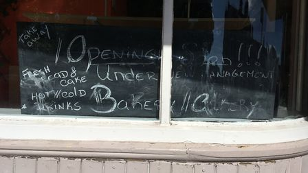 A bakery on Northgate Street in Great Yarmouth is to reopen under new management. Picture: Daniel Hi