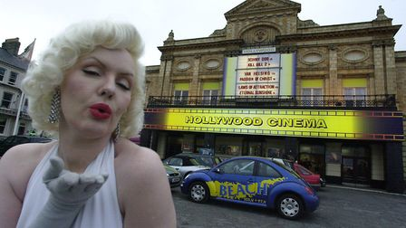 Flashback picture of the Hollywood Cinema in Great Yarmouth, taken in 2004. Picture: Steve Parsons