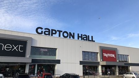 Gapton Hall retail park in Great Yarmouth. Picture: House PR