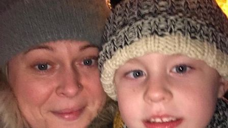 Mrs Jeckells said she is devastated by the ongoing delays to get her son transferred to a specialist