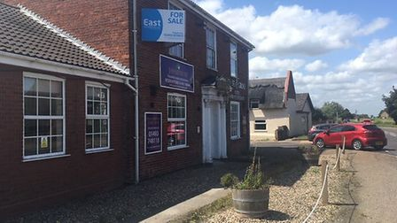 The Horse and Groom in Rollesby is up for sale following its shock closure earlier this year Picture