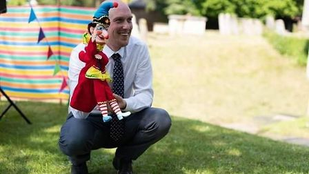 Dan Hanton is in talks with Great Yarmouth Borough Council to bring Punch and Judy back to Gorleston