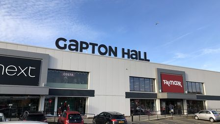 Two chains new to Gapton Hall will be onto the retail park this summer. Meanwhile work is beginning
