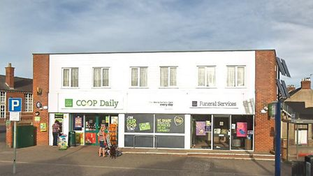 The Co-op on Caister High Street, site of the former Caister Fare. Picture: Google Maps.