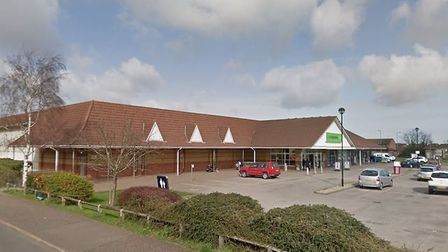 The Co-op in Bradwell, which used to be Rainbow stores. Picture: Google Maps.
