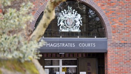 A man caused thousands of pounds worth of damage to an immaculate Mercedes and a van following an an