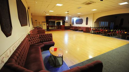 Flashback: Great Yarmouth Conservative Club, top floor of the Market Gates shopping centre.Picture: