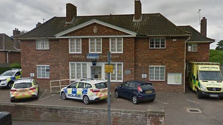 Norfolk Constabulary wants to turn one its axed police stations into homes Picture: Google Maps