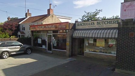 Planners are being asked to approve a change of use to allow Rackhams butchers in Ormesby St Margare