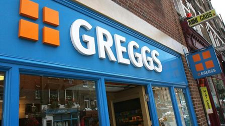 Bakery chain Greggs is opening a second shop in Great Yarmouth Photo credit should read: Tim Ireland