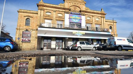 The Royalty building in Great Yarmouth will reopen as The Arc cinema in time for Christmas. Picture: