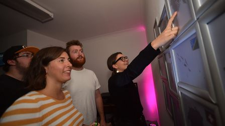 Great Yarmouth is in line to get its first escape room in Regent Road. Pictured - Clued Up Escape Ro