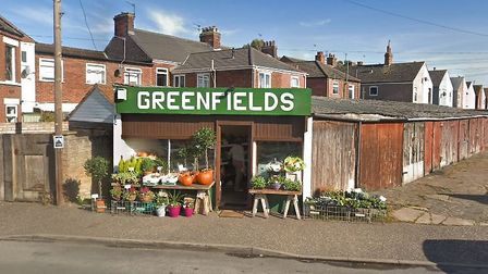 A developer is planning to demolish Greenfields, a fruit and veg shop on Victoria Road in Gorleston,