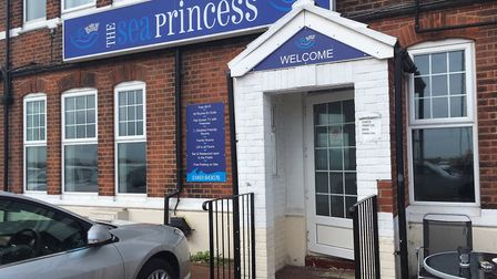 The Sea Princess in Great Yarmouth has had plans for seafront flats refused. Picture: Archant