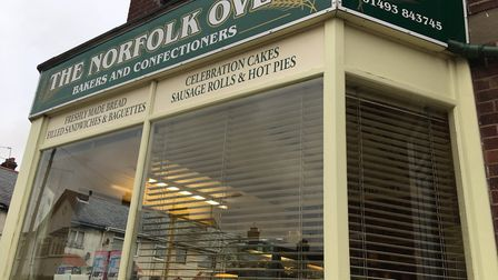 The New Norfolk Oven was voted the most popular bakery in the Great Yarmouth Borough. Picture: Josep