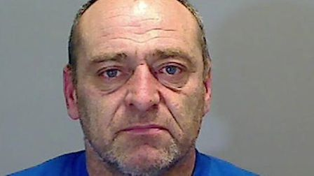 Picture of Andrew Fearnley after he was jailed for arson in 2015. Picture: Norfolk Constabulary