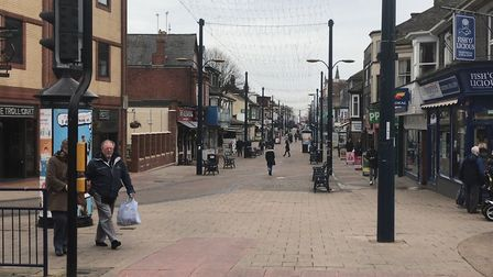 Great Yarmouth town 2019