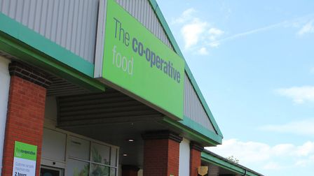 The Co-operative store in Bradwell will be reopened as a Morrisons. Picture: KAREN BETHELL