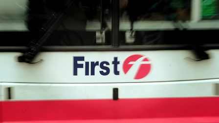The behaviour of schoolchildren on a First Bus service in Gorleston has been flagged up as a problem