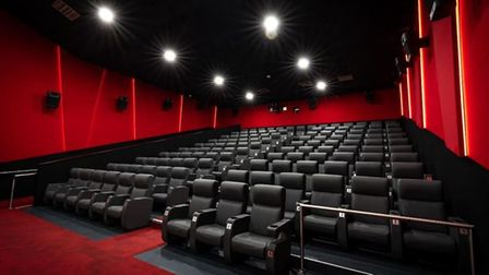 Movie-goers can expect a bright new interior at Great Yarmouth's former Hollywood Cinema when it re-