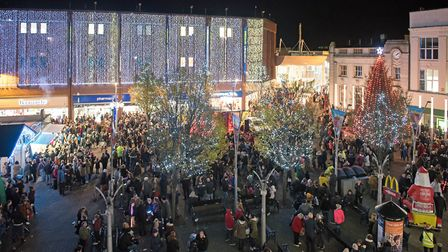"""People in Great Yarmouth can look forward to """"a truly magical festive shopping experience"""" says Grea"""