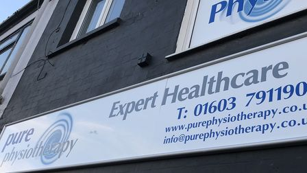 A new physiotherapy clinic has opened on Estcourt Road in Great Yarmouth. Picture: Courtesy of Richa