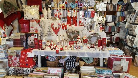 Stalls brimming with Christmas gifts and treats will be tempting shoppers at Great Yarmouth's Christ