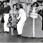 A scene from another of the company's pantomimes. Credit: Mercury Library