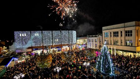 Great Yarmouth Christmas Lights switch on 2019 was a great success but retail interest was not susta