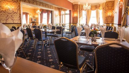 Garrod's Bar and Restaurant is ranked top out of 250 restaurants in Great Yarmouth by Trip Advisor P
