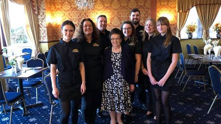 Three generations of the Garrod family and their staff are behind the success of the Furzedown Hotel