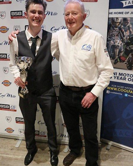 Jamie King, 29, from Belton, won the British pit bike championship last year. Picture: Courtesy of J