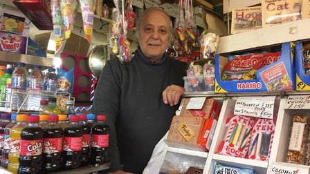 Evaristo Berenguer has been on Yarmouth Market for 35 years. He said he had little faith in the boro