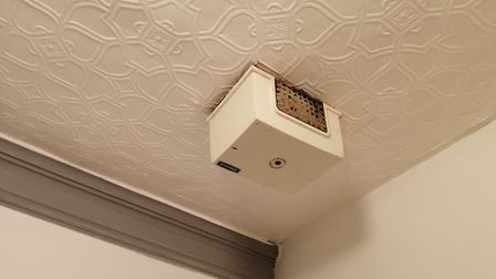 """The extractor fan in the bathroom has been broken for months, with the tenant claiming it is like """"g"""